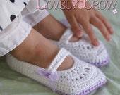 Toddler Mary Janes Crochet Pattern Toddler Girl Shoes for - TODDLER RIBBON MARYJANES digital