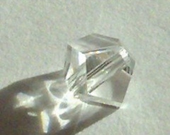 Clearance - 4.5mm Swarovski crystal SIMPLICITY crystal beads CLEAR CRYSTAL -- 20 pieces
