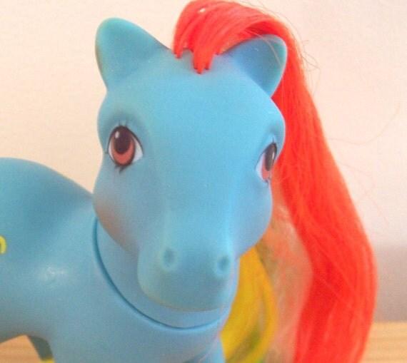 My Little Pony Vintage G1 Twisty Tail - TLC