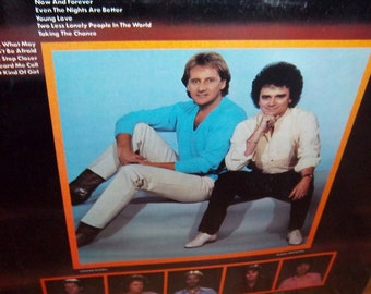 Air Supply Now and Forever Record 1982 Arista Records AL9587