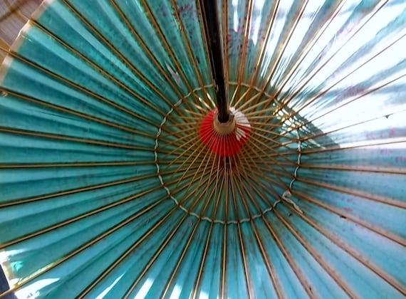 Old Paper Umbrella