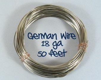 18ga 50ft DS German Wire