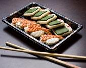 Sushi Sugar Cookies - 2 dozen