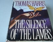 The Silence Of The Lambs By Thomas Harris, Book