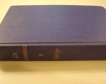 The Scotswoman Book Vintage 1950s Book, American Revolution By Inglis Fletcher