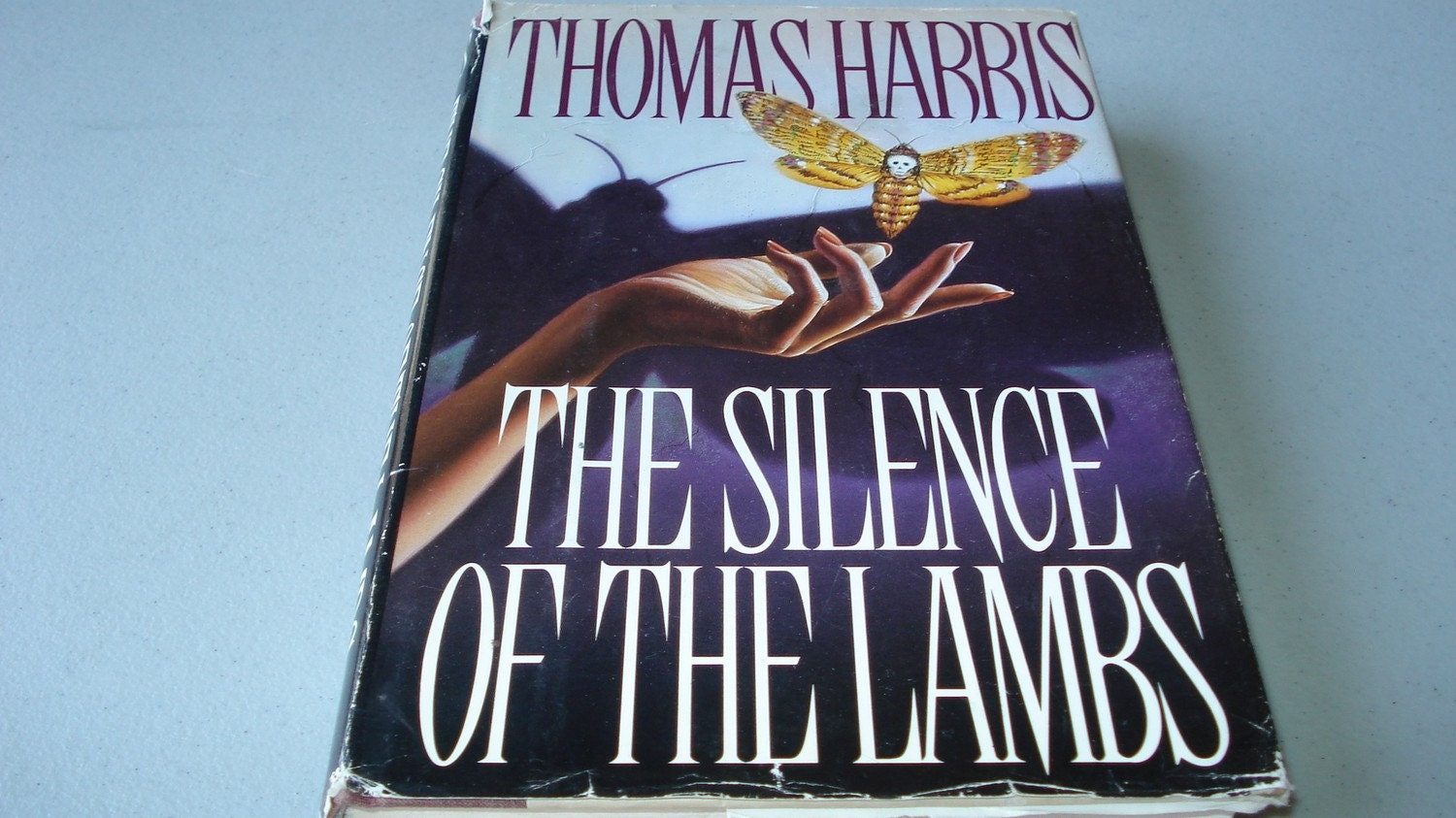 The Silence of the Lambs (Hannibal Lecter Series #2) by ... |The Silence Of The Lambs Book