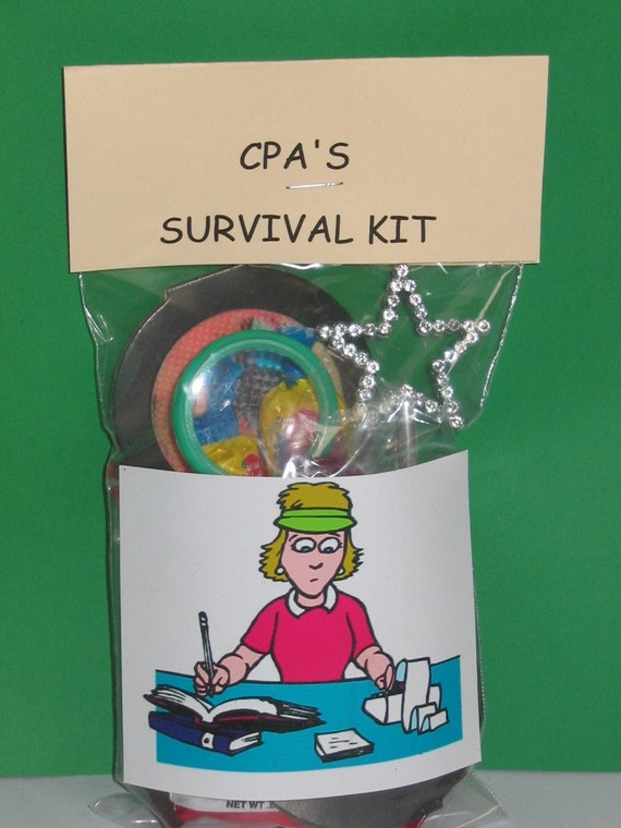 CPA'S SURVIVAL KIT