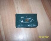 Mini Green Clutch bag...   RESERVED...