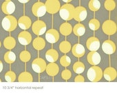1 yard - Martini in Mustard, Midwest Modern collection by Amy Butler