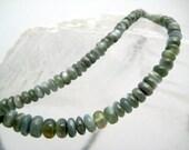 RARE Genuine Alexandrite Beads 2.5-5mm Polished Rondels