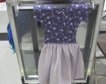 Oven door dress/apron