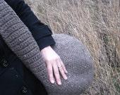Montana Tote crochet pattern pdf large earth tone bag