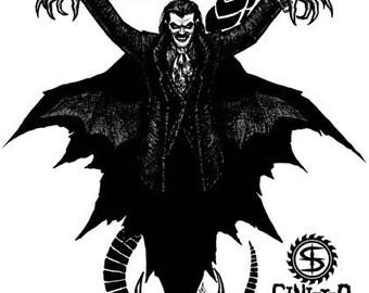 Dracul Original Vampire Artwork