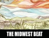 "The Midwest Beat - ""S/T"" EP Cassette (Mono Mixes)"