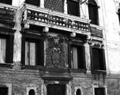 Venice Walls 11 x 14 B/W