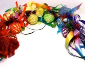 Rainbow Cat Toys for cats Cat Ball Catnip cat toy for kitty cupcake toy