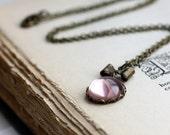 Handmade Vintage Necklace. Sugar