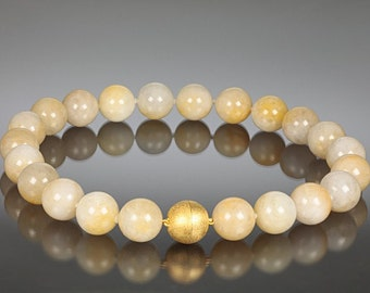 20 mm Aragonite Necklace
