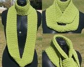 FernGully Alpaca and Wool Blend Scarf -