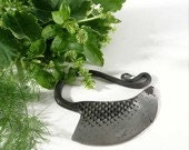 TEXTURED Blacksmith Forged Vegetable / Herb Choppers