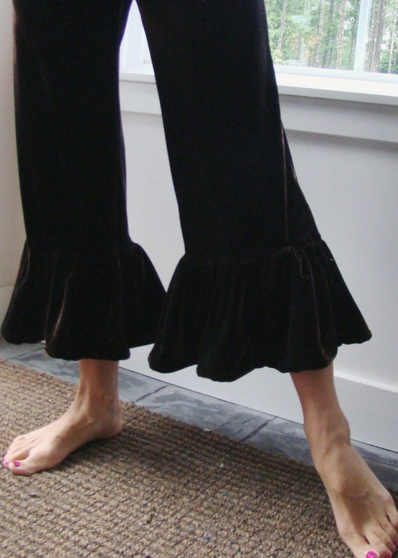 Popular Womens Ruffle Pants  EBay