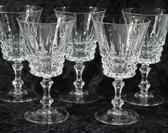 Tuilleries-Villandry Wine Glasses