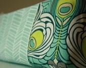 Pretty Peacock Cosmetic Bag Makeup Pouch