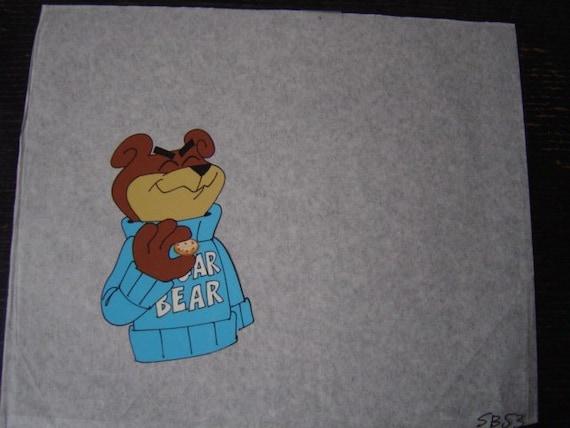 Super Sugar Crisp - Large Sugar Bear animation production cel 1970s