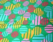 SALE Groovy Baby   Vintage Unused Retro Mill Fashion Co Fabric