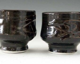 porcelain tea bowls | ceramic tea bowls | pottery  tea bowls | zen tea bowls