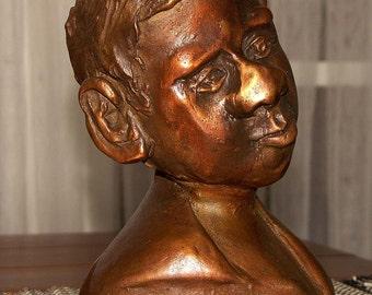 Bronze Sculpture by Lazaroff bronze statue bronze carving fine bronze statue bronze sculpture model male