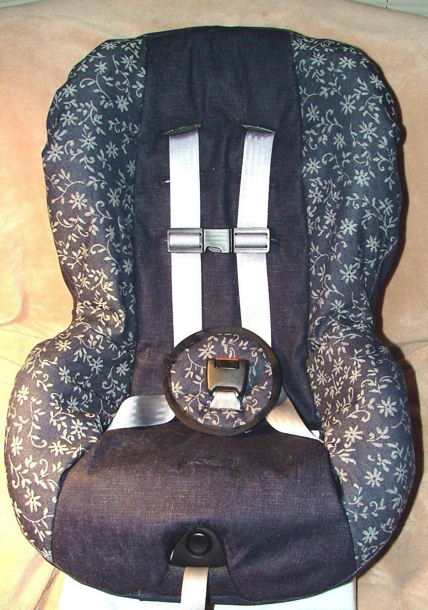Toddler Car Seat Cover Pdf Pattern 4 Britax By