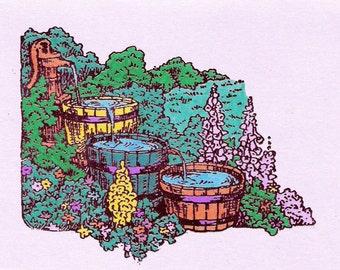 Barrel Waterfall
