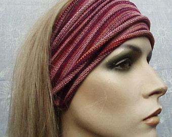 Headwrap Summer set Rose Pinks 3 Midis