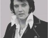 Elvis Cross Stitch Kit