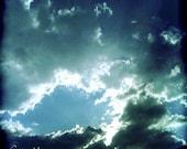 Sun Clouds - Signed Fine Art Photographic Print -