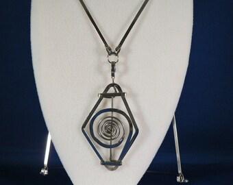 1950's Modern Art Necklace