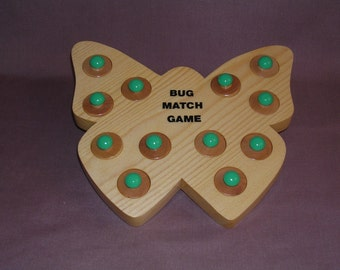 Match Game--Bug