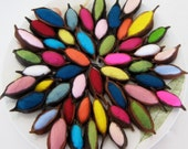 Choose your 20 Felted Seedpods