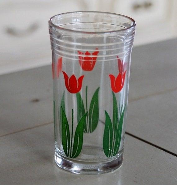 Vintage Juice Glasses 38