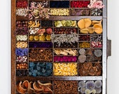 ON SALE-Large Nature Mosaics Tray