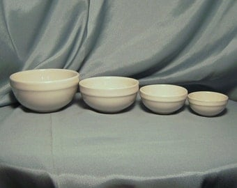 China Nesting Bowls Ingredient Pinch Bowls for the Cook