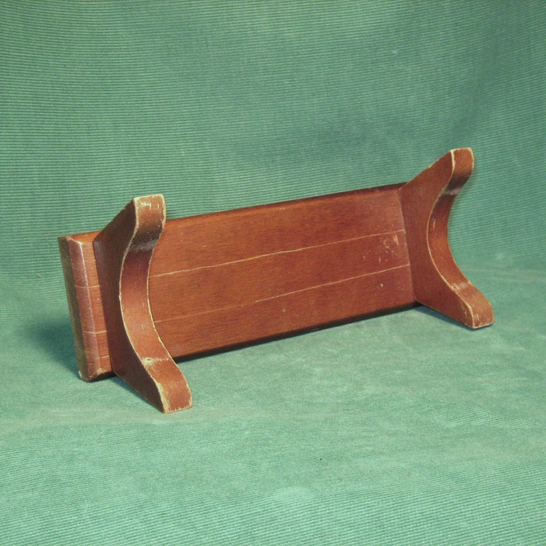 Rolling Pin Holder Stand For Marble Or Wooden Rolling Pin