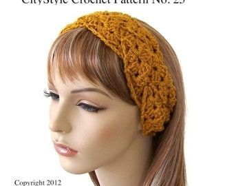 Crochet Headband Pattern, Braided Headband, Crochet Headwrap, Headband Pattern, Crochet Headband, Womens Headband, Womens Accessories