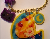 Sailor Moon keychain