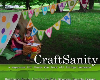 CraftSanity Magazine Issue 3