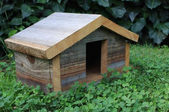 Bird House Handmade 'Mourning Dove Nesting Box'