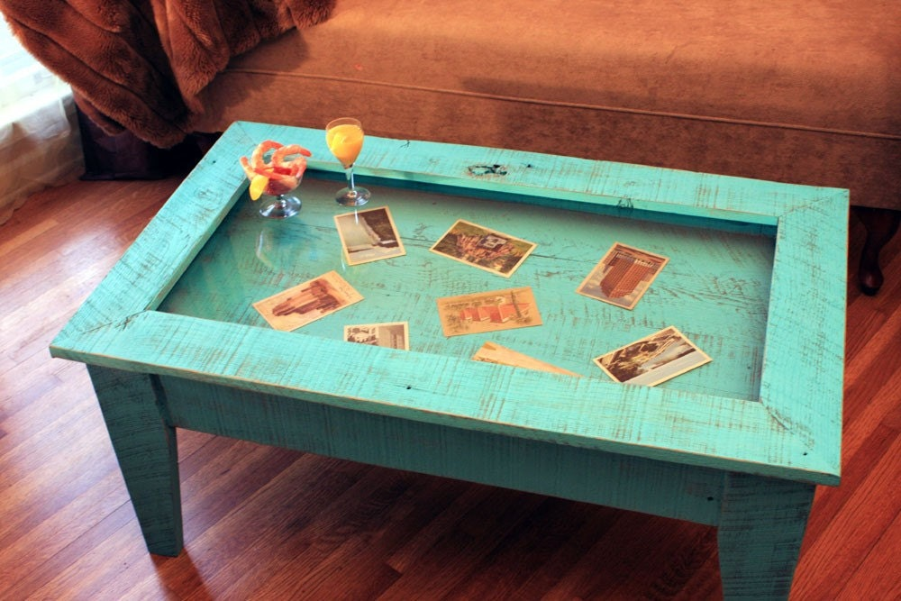 glass display coffee table | nick boynton furniture