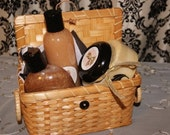 Rich Girl Gift Basket