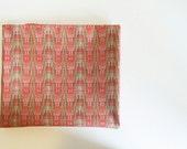 Katy's woven  - Original Design Cotton Fabric Swatch -